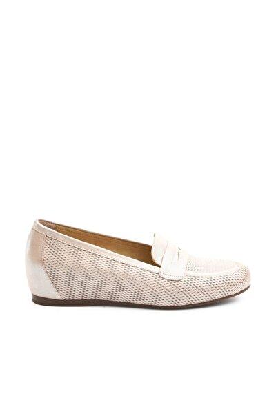 Kadın Pudra Sımlı Casual Ayakkabı 9Y2CA53415