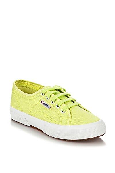 Superga 2750-COTU CLASSIC Açık Yeşil Kadın Sneaker 100188486