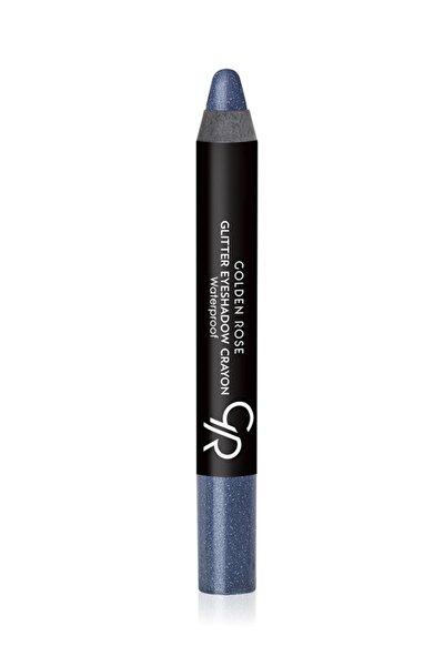 Suya Dayanıklı Simli Kalem Göz Farı - Glitter Eyeshadow Crayon Waterproof No: 56 8691190815561