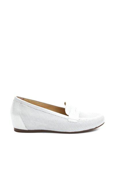 Kadın Grı-Sımlı Casual Ayakkabı 9Y2CA53415