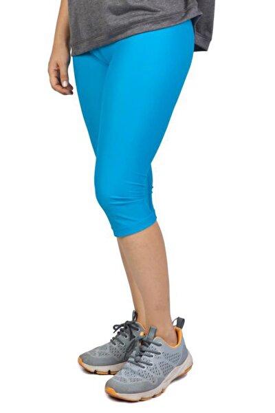 Kadın Mavi Tayt - Rft - 142303