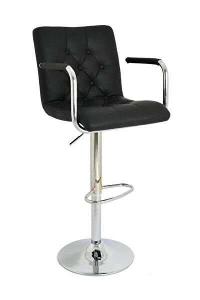 Boombar Helen Bar Sandalyesi Siyah