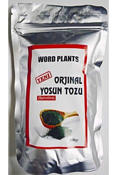 Yosun Spirulina Tozu - 100 Gram