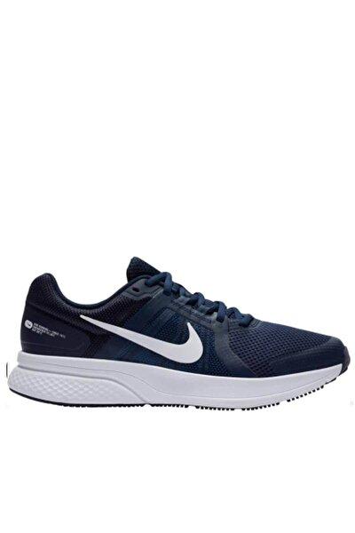 Erkek Yürüyüş Koşu Ayakkabı Cu3517-400-mavi