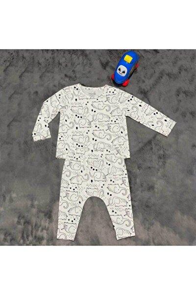 Erkek Bebek Pieros Baby 0011 2 Li Takım
