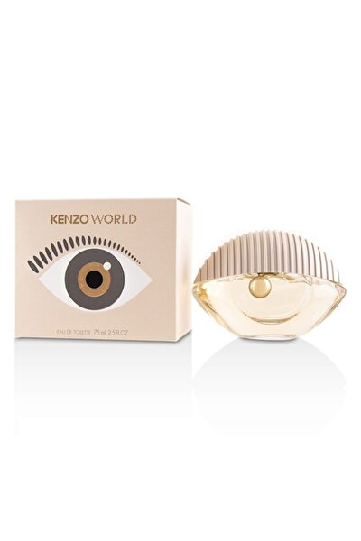 World Edt 75 ml Kadın Parfüm 3274872365049