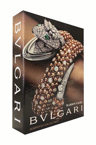 Bulgari Dekoratif Kitap Kutu