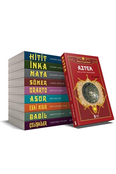 Dünya Uygarlıkları 10 Kitap Set