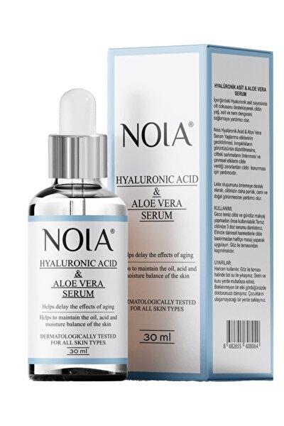 Hyaluronic Acid & Aloe Vera Serum