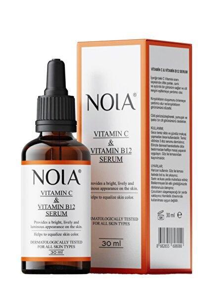 Vitamin C & Vitamin B12 Serum