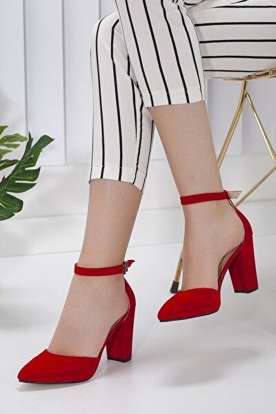 Millie Topuklu Karnıyarık Ayakkabı