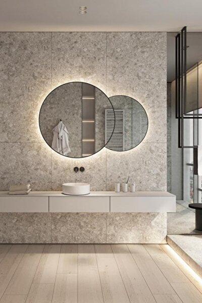 Monacco 100 Cm Antre Hol Koridor Duvar Salon Mutfak Banyo Wc Ofis Çocuk Yatak Odası Set Ayna