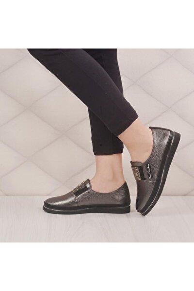 Kadın Günlük Ayakkabı Pc-51225 Platin 21s04051225