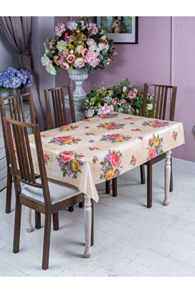 Masa Örtüsü Çiçek Desenli