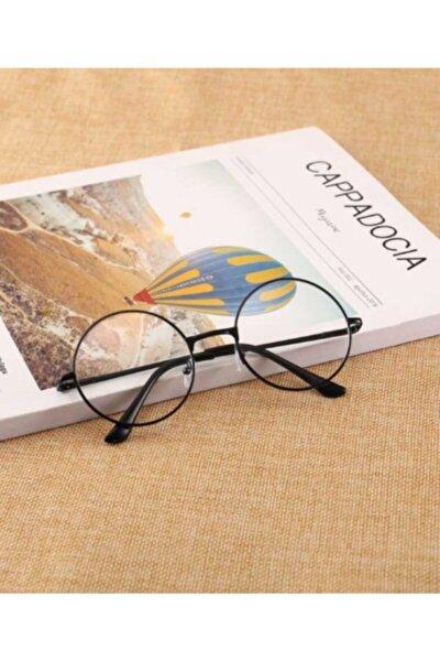 Unısex Mavi Işık Engelleyici Şeffaf Harry Potter Gözlük