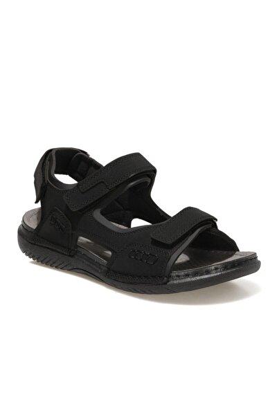 400677.M1FX Siyah Erkek Sandalet 101022217