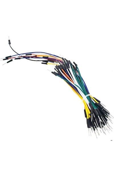 65 Adet Esnek Jumper Kablo65