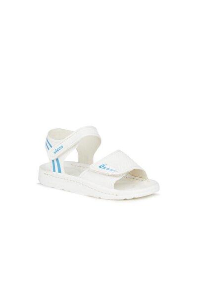Dory Unisex Bebe Beyaz Sandalet