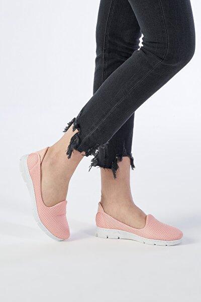 Pudra Kadın Spor Ayakkabı Ts1032