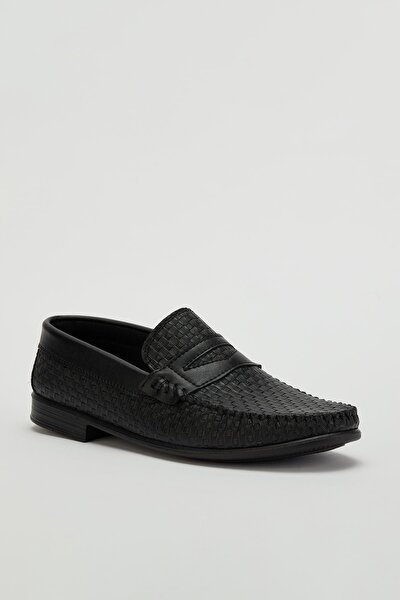 MGLİON03 Erkek Loafer Ayakkabı