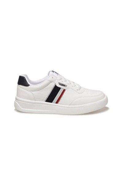 Elita Beyaz Bağcıklı Kadın Sneaker