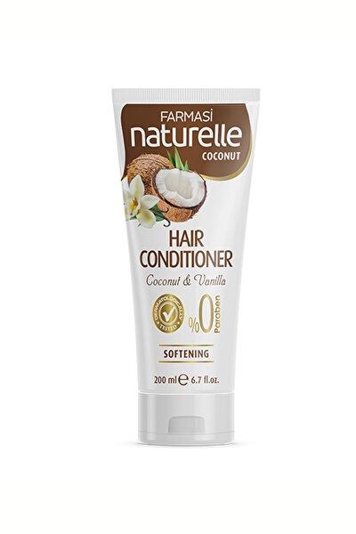 Naturelle Coconut Hindistan Cevizli Saç Kremi 200 Ml