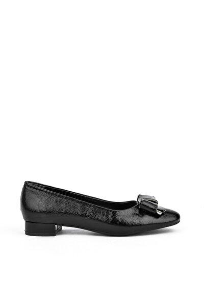 , Kadın Topuklu Ayakkabı 111415 Z544018 Sıyah