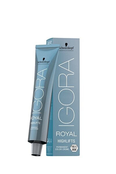 Royal Highlifts Permanet Color Creme - Saç Boyası No: 10-1 Ultra Sarı Sandre 60ml