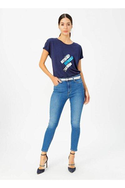Kadın Natalie Delena Skinny Jean LF2024181