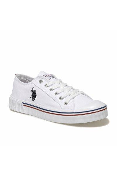 PENELOPE 1FX Beyaz Kadın Havuz Taban Sneaker 100696337