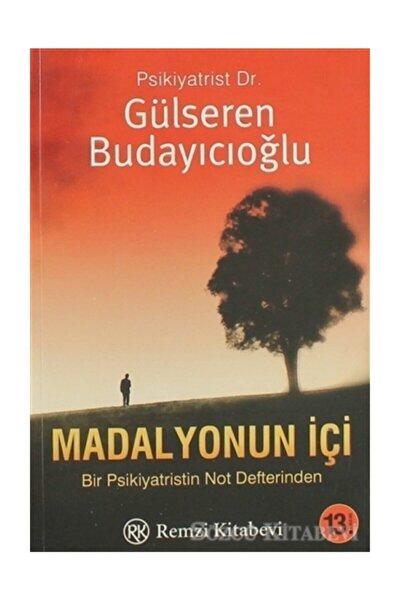 Madalyonun İçi Gülseren Budayıcıoğlu