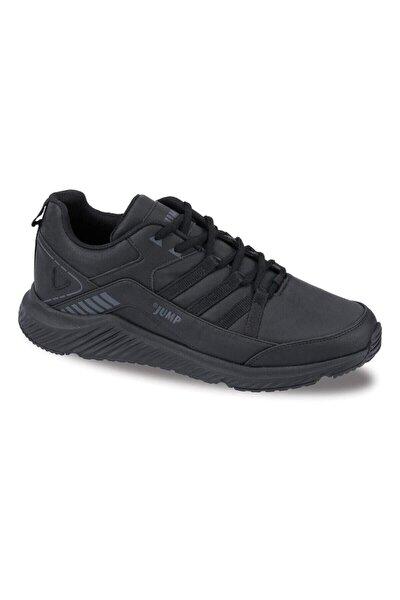 25932 Erkek Siyah Mevsimlik Ortopedi Spor Ayakkabı