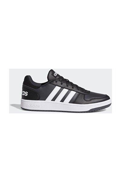 Hoops 2.0 B44699 M.ayk Siyah-beyaz Erkek Spor Ayakkabı