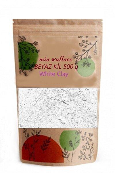 Beyaz Kil Doğal Yüz Maskesi 500 gr