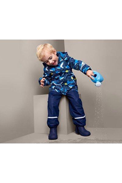 Unisex Çocuk Termal Yağmur Montu