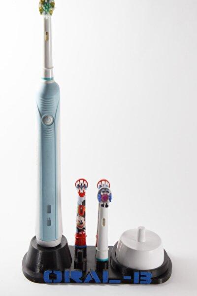 Şarjlı Diş Fırçaları Ve Fırça Başlıkları Için Stand