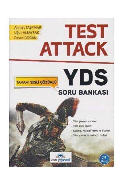 Irem Yayınları Yds Test Attack Soru Bankası