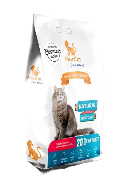 Kedi Kumu Natural Kokusuz 20 Lt
