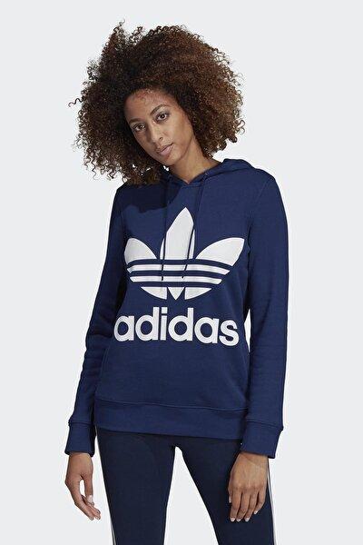 Kadın Originals Sweatshirt - Trefoil Hoodie - DV2568