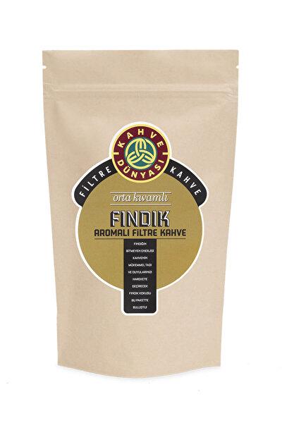 Fındık Aromalı Filtre Kahve  Kağıt Filtre Çekim 250 gr