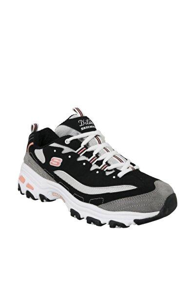 D'LITES -  NEW JOURNEY Kadın Siyah Sneakers