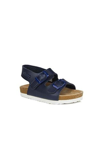 321.P20Y.360-01 Lacivert Erkek Çocuk Sandalet 100578865