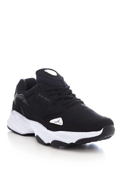 Siyah Beyaz Kadın  Sneaker ZHR1