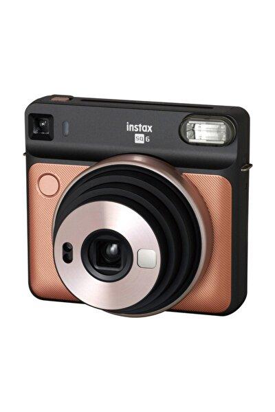 Instax SQ 6 Altın Fotoğraf Makinesi