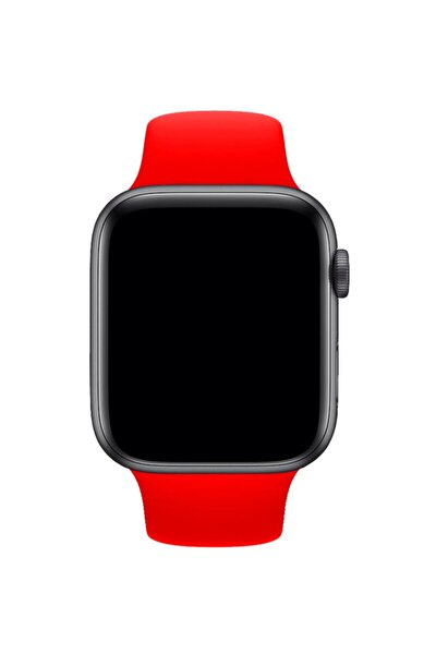 Apple Watch Uyumlu Silikon Spor Kordon