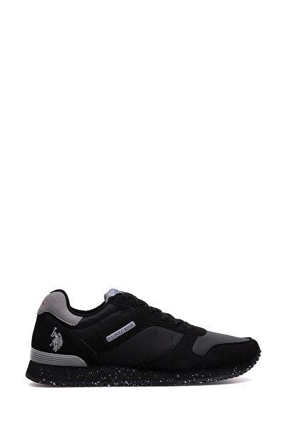 HANK 9PR Siyah Erkek Sneaker Ayakkabı 100417917