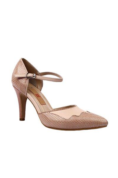 Pudra Kadın Ayakkabı