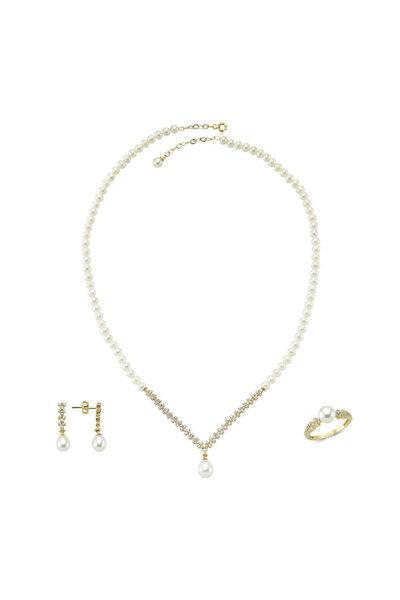 Kadın Altın Set & Takım SET-TTKAS0578-24711