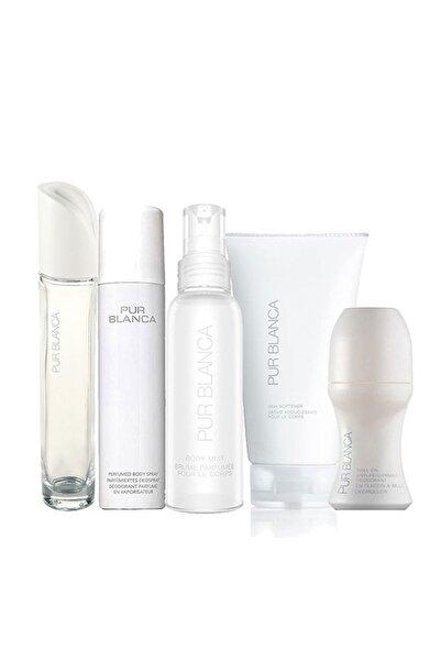 Pur Blanca Edt 5'li Kadın Parfüm Seti 8681298980032