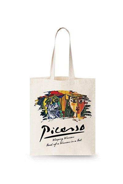 Picasso Kolaj Bez Çanta